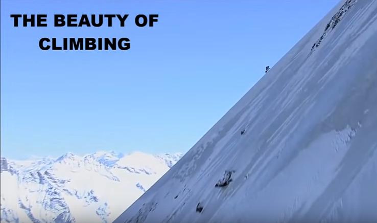 The Beauty Of Climbing