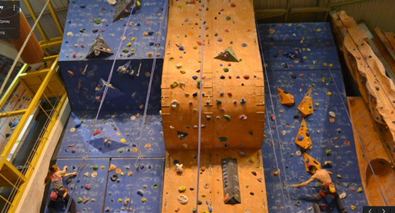 Sortie Climb Up !! février 2017